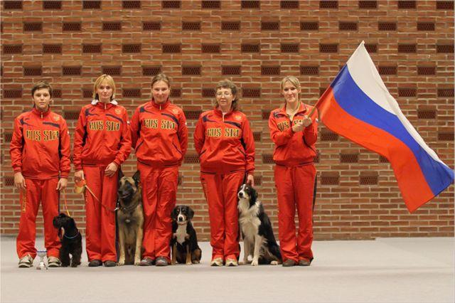 Сборная России по НТМ