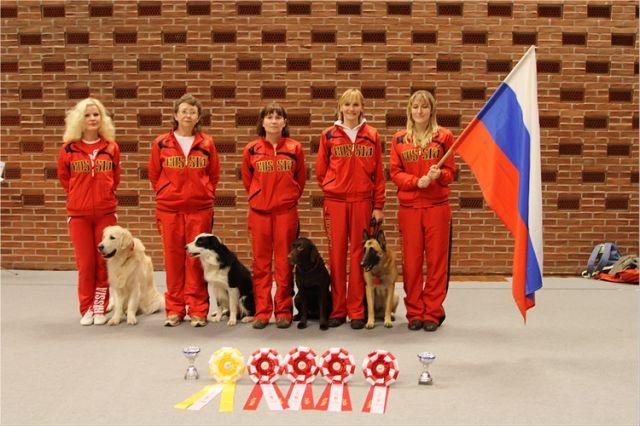 Сборная России по фристайлу